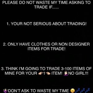 💞💞👉🏼TRADERS👈🏼💞💞